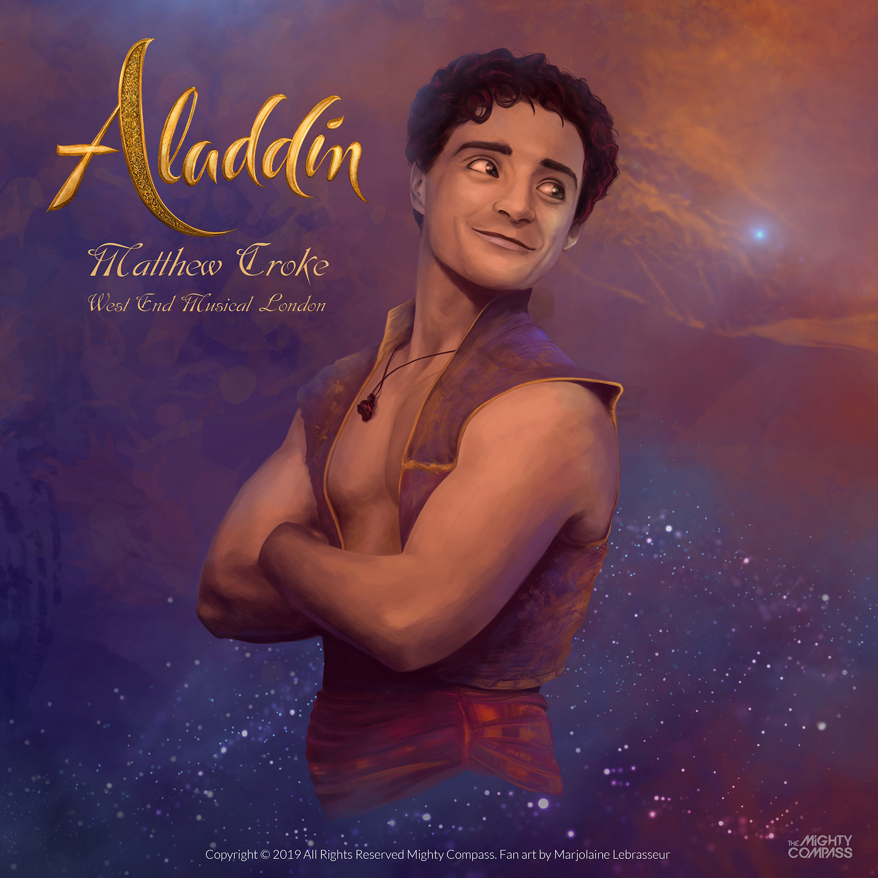 West End Aladdin