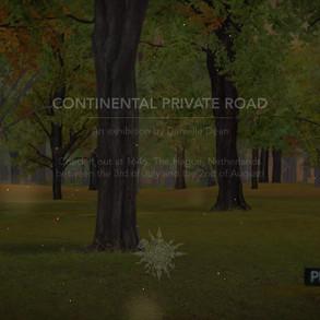 Continental Private Road