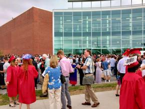 Hilton community remembers Paige Smith on graduation day