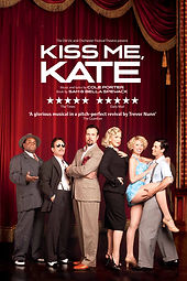 Michelle Bishop is perfoming in kiss me ate at the old vic