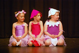 Babies ballet class in caterham surrey for boys and girls