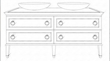 Eden Brook Vanity