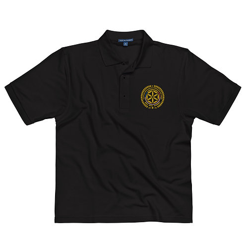 KPPA Premium Embroided Polo