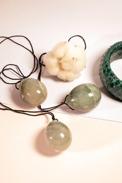 Yoni Egg Green Jade