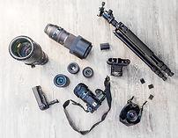 Professionelle Kameratechnik