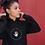 Thumbnail: Women's Hoodie - Black