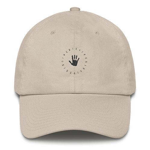 Six5ive Dad Hat - Cream