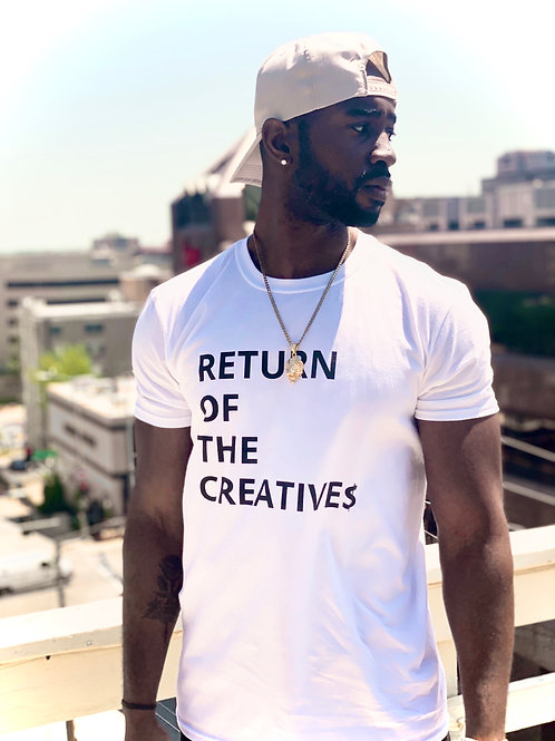 Return of the Creatives - Limited Edition Tee