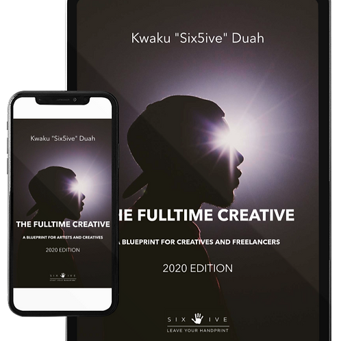 The Full Time Creative eBook