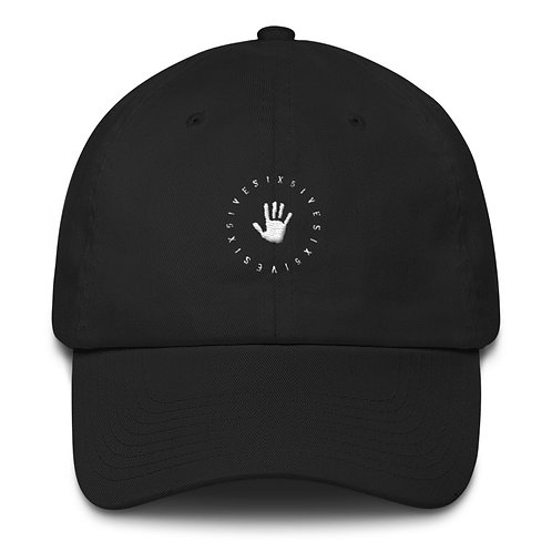 Six5ive Dad Hat - Black