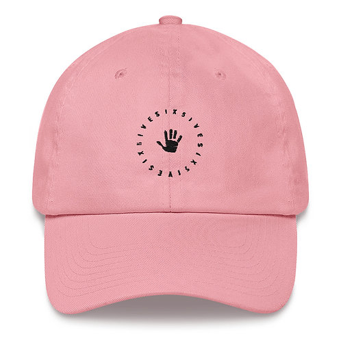 Six5ive Dad Hat - Pink