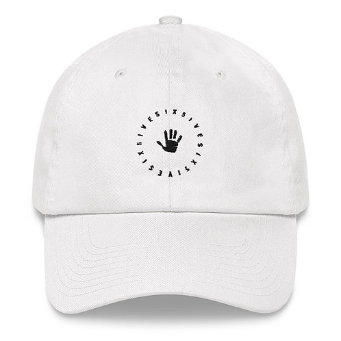 Six5ive Dad Hat - White