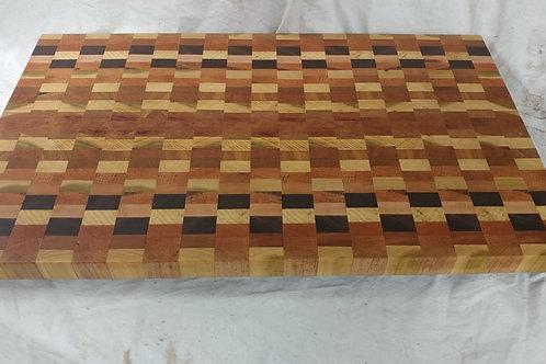 Giant End Grain Cutting Board