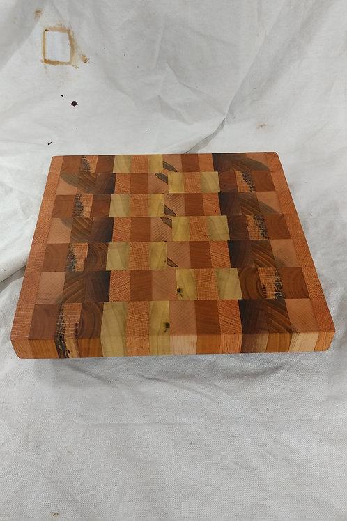 Medium End Grain Cutting Board