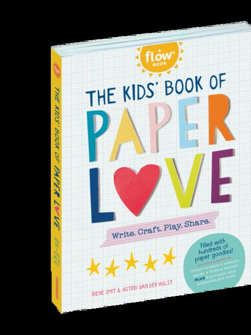 Flow - Kids book of paper love