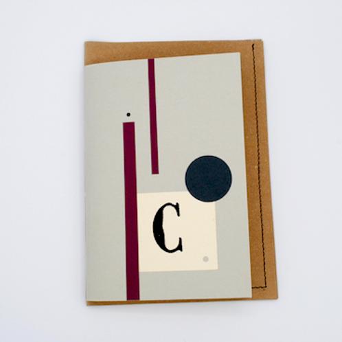 Fuoriformato - taccuini collage di carta formato quaderno