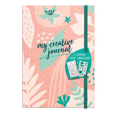 MY CREATIVE JOURNAL A5 Sweety
