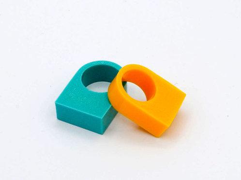 anello geometrico