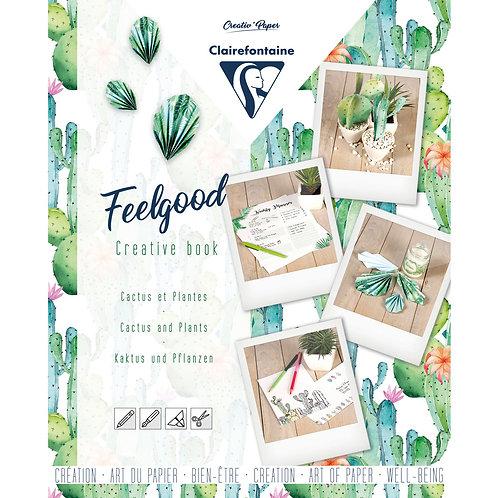 FEELGOOD quaderno creativo - Cactus