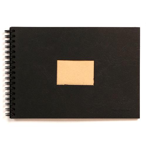 """Album a spirale """"carta da pacchi"""" A5"""