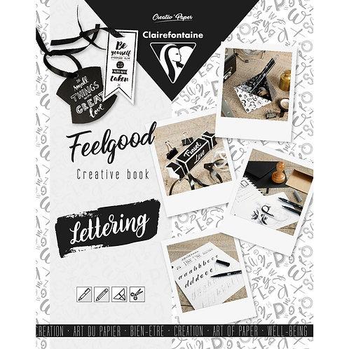 FEELGOOD quaderno creativo - Lettering