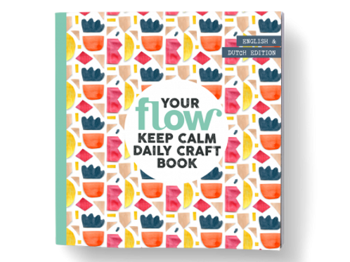 Flow - Your Flow Keep Calm Daily Craft Book