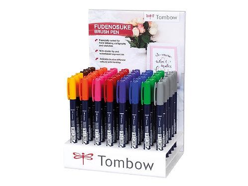 Fudenosuke brush pen colorato