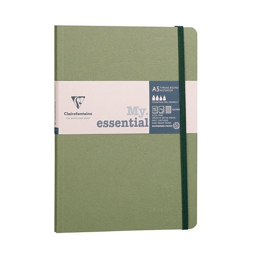 Quaderno a pagine numerate A5