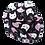Thumbnail: Zainetto di cotone fantasia