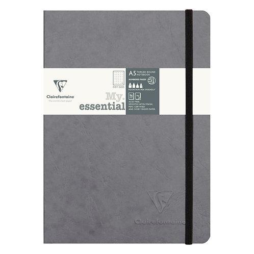 Quaderno a puntini (dots) a pagine numerate A5