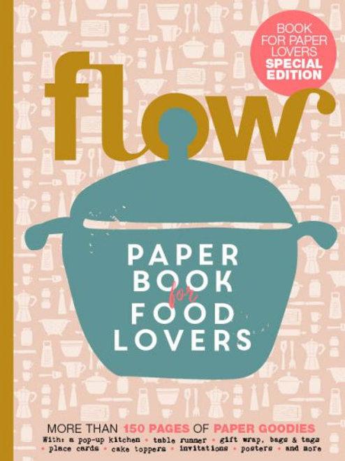 Flow - Paperbook for Foodlovers
