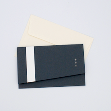 Fuoriformato - cartoncino con busta