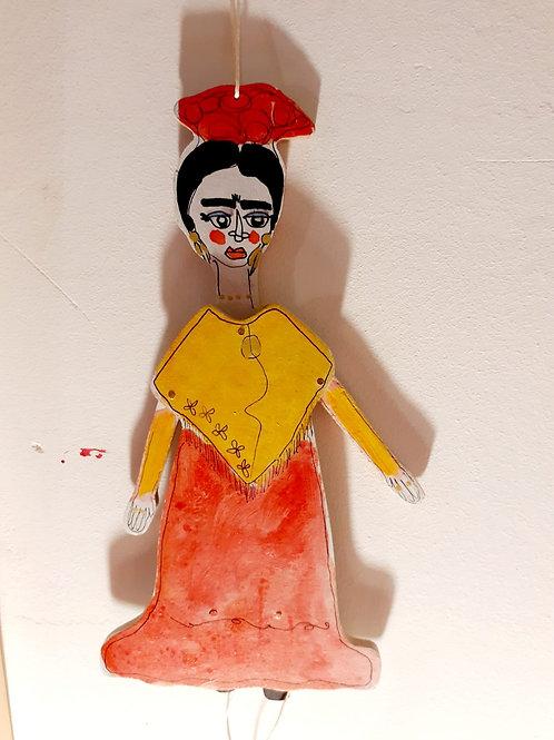 Frida burattino