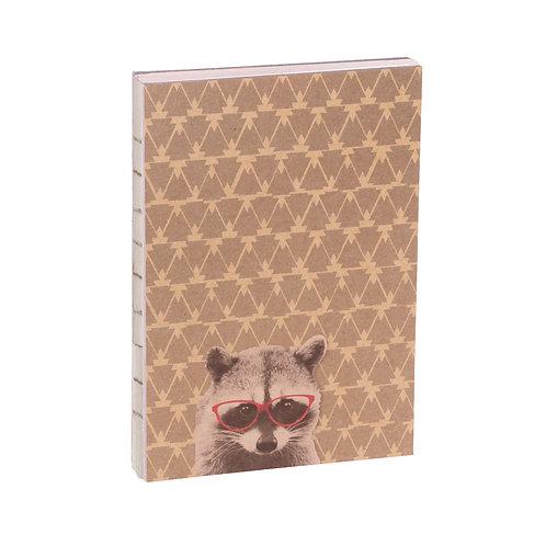 Funny Company - quaderno rilegato a vista