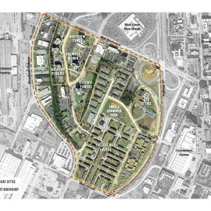 Chattanooga Housing Authority launches study of its oldest project