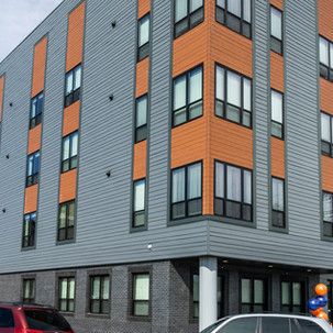 Flat 9 at Whittier in Roxbury, MA, has won a 2020 Charles L. Edson Tax Credit Excellence Award