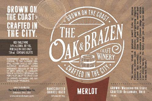 Merlot 750ml Bottle
