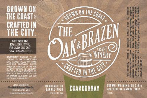 Chardonnay 750 ml Bottle