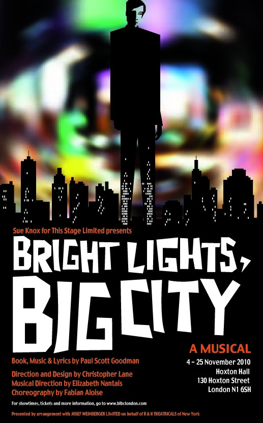 Bright Lights Big City Book