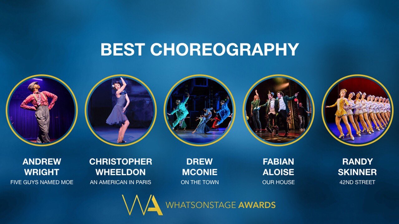 WhatsOnStage Awards 2017