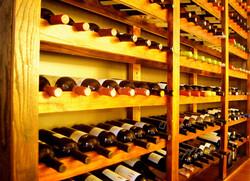 Pared de vinos // wine wall