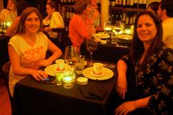 Cena con degustación de vinos