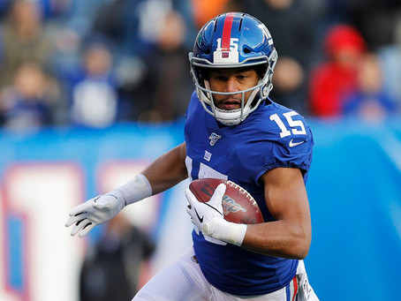 Golden Tate's Wife Takes To Instagram In Defense Of Her Husband