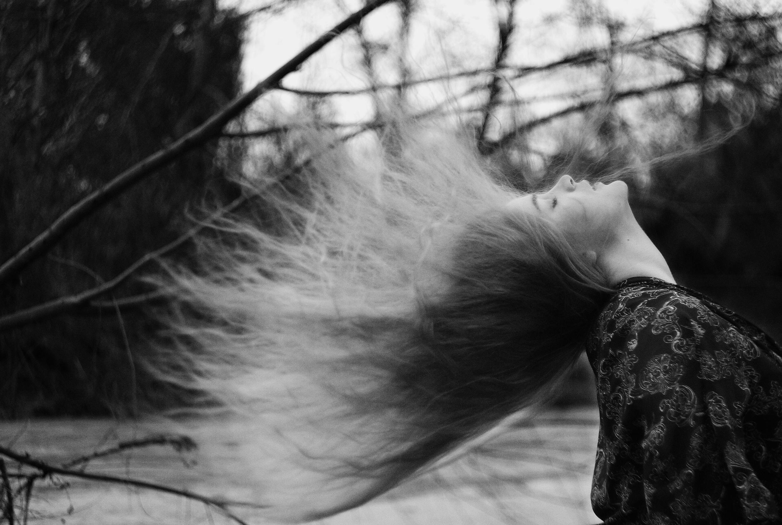 portrait fashion photography