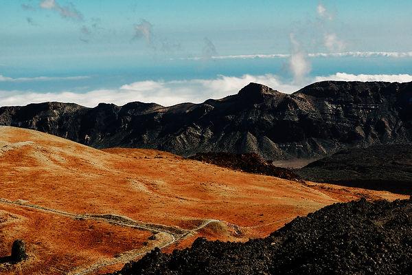 Volcano Teide Tenerife Island · MARIANNA JASZCZUK