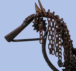 HorseHeadBlue
