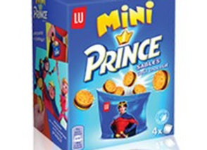 Mini Prince Chocolate Cookies