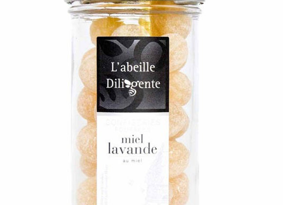 Lavender Honey French Hard Candies
