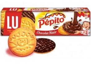 Dark Chocolate Pepito Cookies