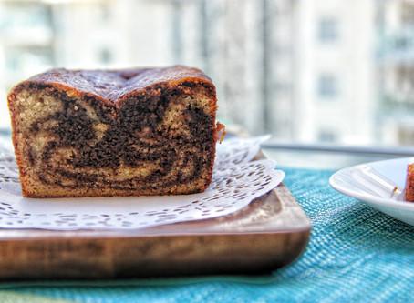 עוגת שיש שוקולד נימוחה ומשגעת!